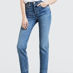 Levi's Wedgie Jeans - These Dreams Medium Wash
